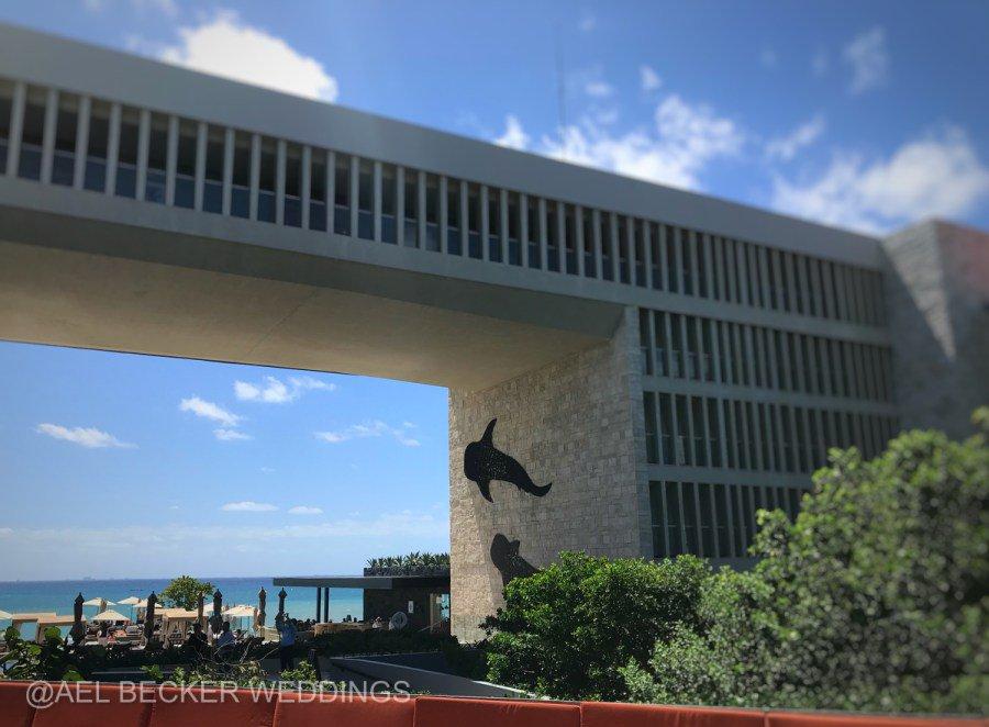 More Info Here Https Aelbeckerweddings 2018 04 17 Grand Hyatt Playa Del Carmen Beachfront Luxury Mexico