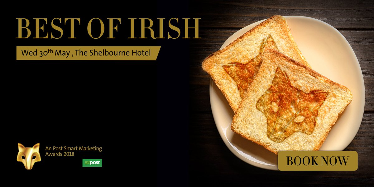 test Twitter Media - This year's Best of Irish Breakfast will take place Wednesday 30th May at the Shelbourne Hotel, full event details here: https://t.co/OaIDpcC3DL #TheSmarts https://t.co/JtQzUYcZK1