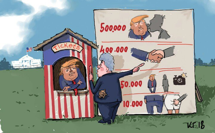 Трамп отменил саммит с КНДР, поскольку не видел возможности успеха переговоров - Помпео - Цензор.НЕТ 5416
