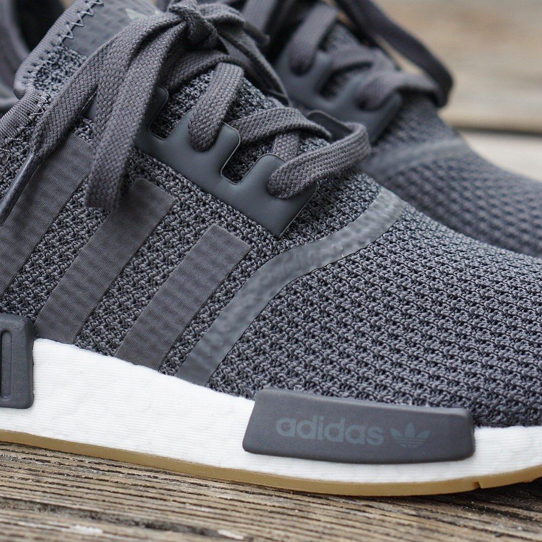 Freshrags On Twitter Adidas Originals Nmd R1 Gum Bottom Grey