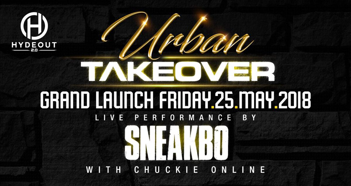 Urban Takeover with @Sneakbo LIVE Fri 25th May at 10pm @Hydeout_Watford in #Watford  https:// in-the-uk.com/east-of-englan d/ &nbsp; … <br>http://pic.twitter.com/Q5geN4FbrE