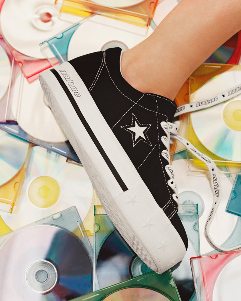 f27a1fa57c57fe The MadeMe x Converse One Star Capsule Collection is now available in-store  and online  https   bit.ly 2KR2gFs pic.twitter.com jw6c7Yy4k7
