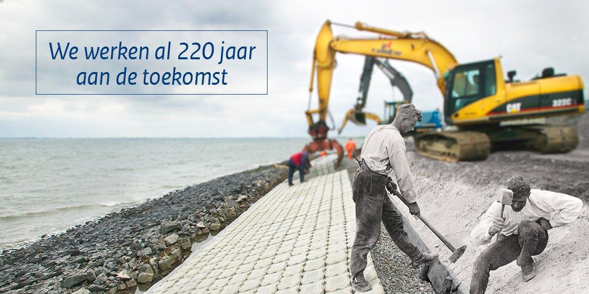 Rijkswaterstaat On Twitter Vandaag Vieren We Onze 220e Verjaardag