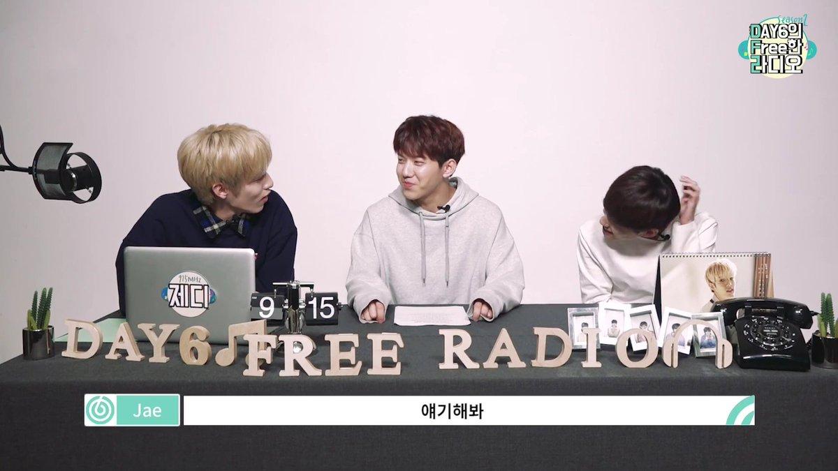 [VID-UPDATE] 180524 #DAY6 #Dowoon &lt;DAY6&#39; Free Radio Season2   DJ Jae with Wonpil,Dowoon&gt; #데이식스 #도운  https:// youtu.be/VWrzqPLLI3g  &nbsp;  <br>http://pic.twitter.com/SpaXKEHebg