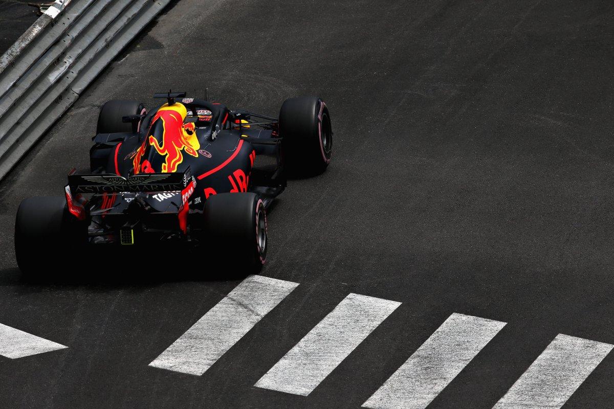 Monaco GP - Free Practice 1
