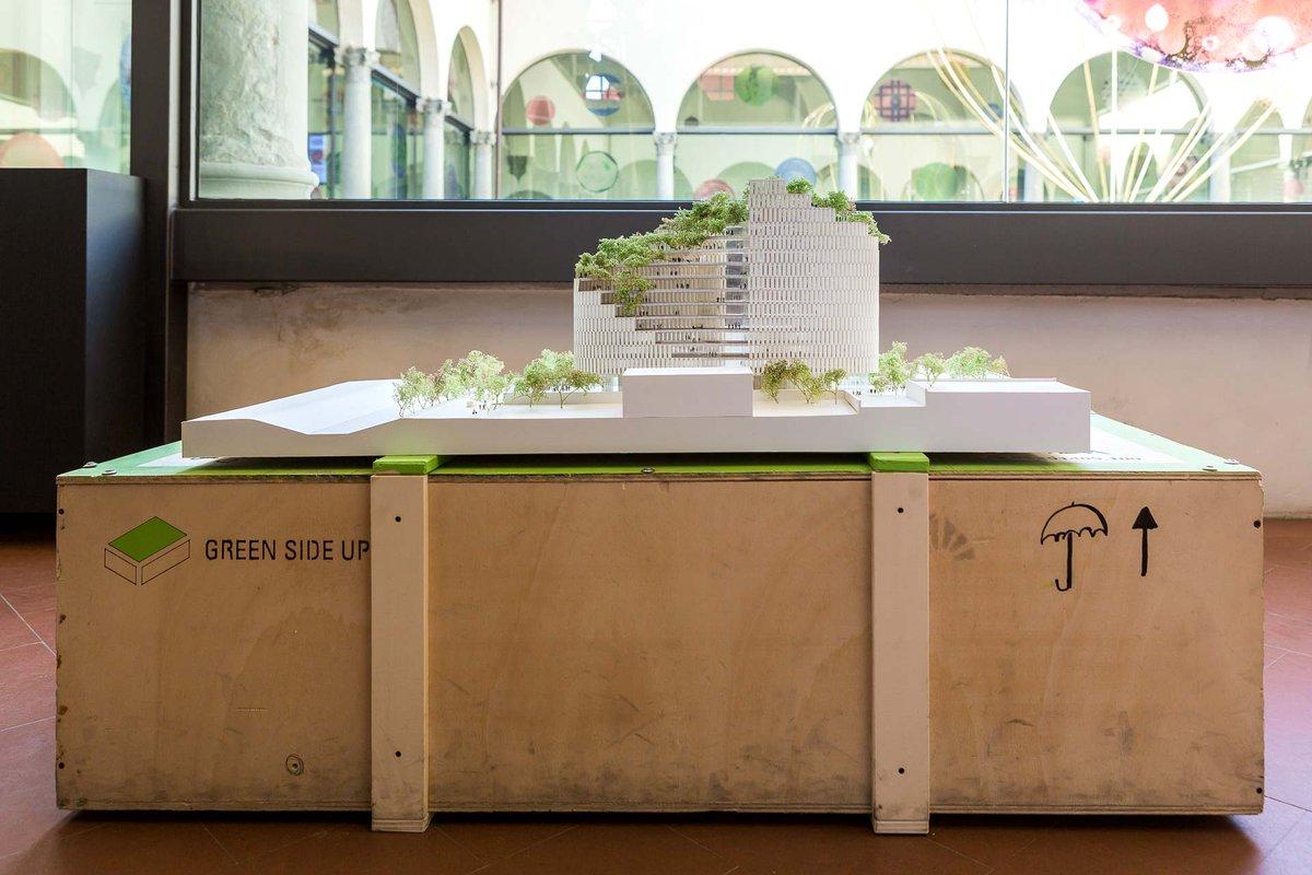 Museo Novecento On Twitter Il Tavolo Dell Architetto La Prima
