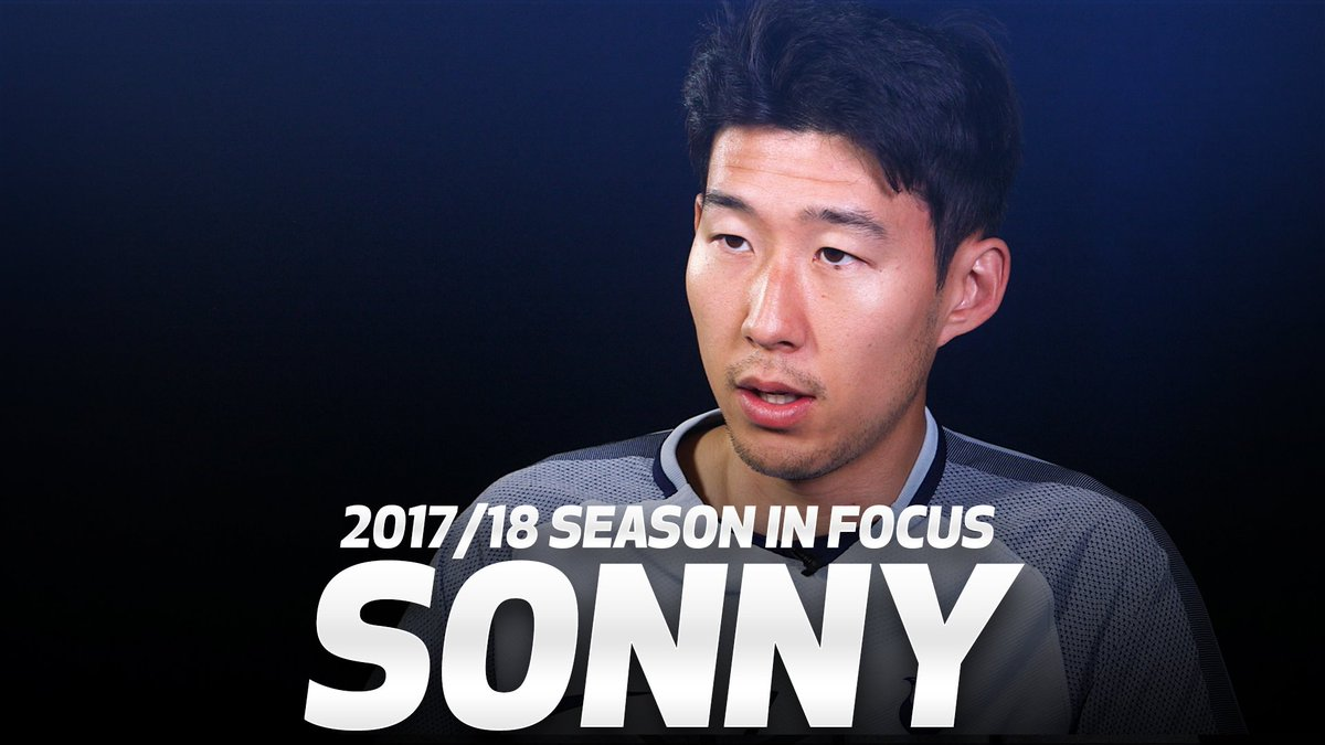 """🗣️ Sonny on @ChrisEriksen8: """"On the pitch, he is a maestro!   📽️ Season In Focus: Sonny 🇰🇷 FULL VIDEO ⏯️ spurs.to/InFocusSonny  #COYS"""