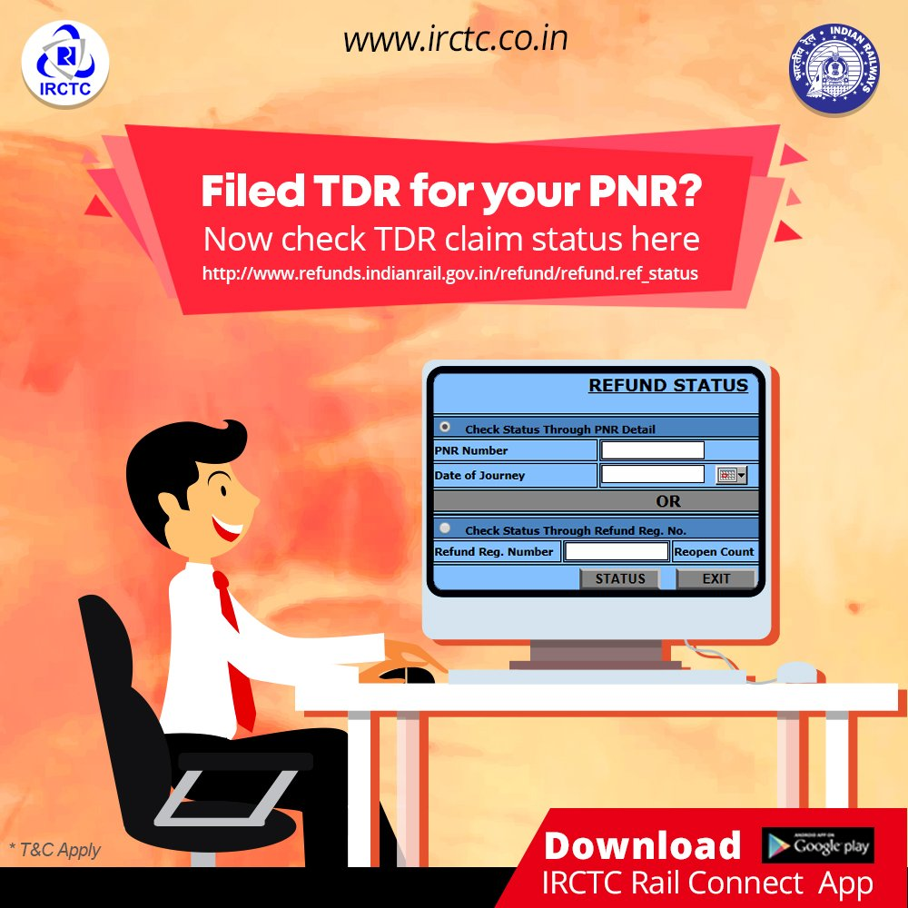 IRCTC Train Ticket Cancellation Rules: How To File TDR