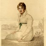 Image for the Tweet beginning: #OTD 1813 Jane Austen went