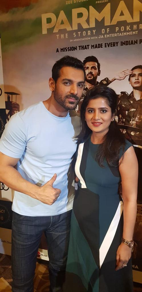 Will #Parmanu be a game changer fr #TheJohnAbraham? wishing success to the team..one day to go<br>http://pic.twitter.com/RrltEupuj0