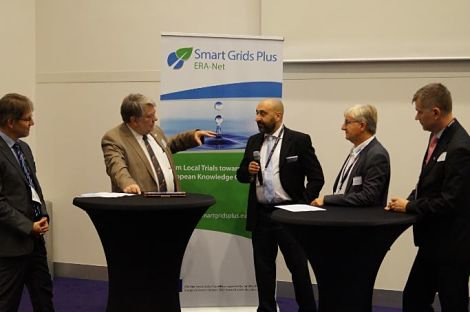 ERA-Net Smart Energy Systems launches joint call for RDD projects on integrated regional energy systems https://t.co/YSvQt7TxrS