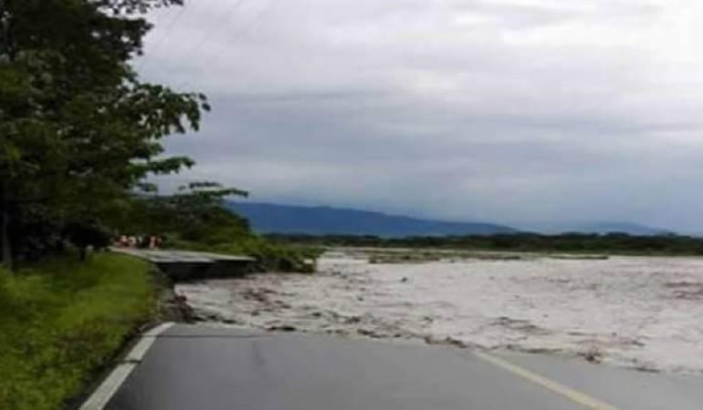 #6AM | A punto de desaparecer Puerto Limón en el Meta  ---> #CaracolEsMás https://t.co/2ad0MLbsLO