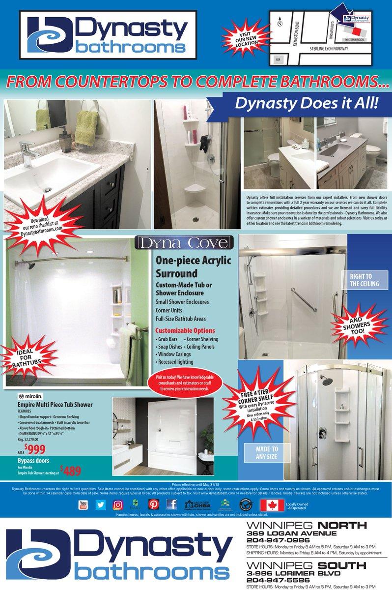 Dynasty Bathrooms (@DynastyBathroom) | Twitter