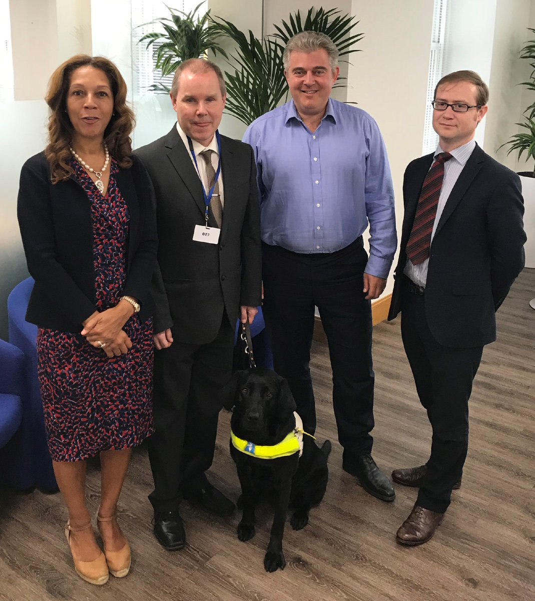 Very positive meeting earlier today at CCHQ with @Conservatives Party Chairman @BrandonLewis and Vice-Chair @HelenGrantMP with CDG Chairman @HandMadePeter and Deputy Chairman Barry Ginley to discuss our exciting plans for the year ahead! #inclusion #accessibility Thanks @Myles3D<br>http://pic.twitter.com/6vVeNwoC6J