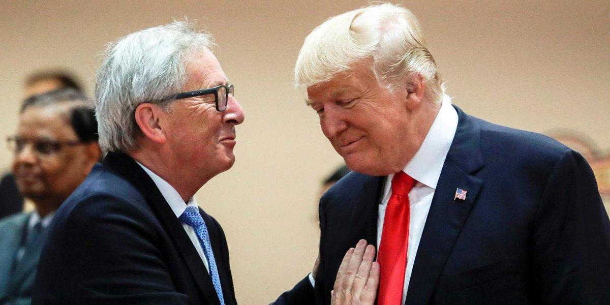 Iran : comment lEurope va sy prendre pour essayer de bloquer les sanctions américaines lejdd.fr/international/…