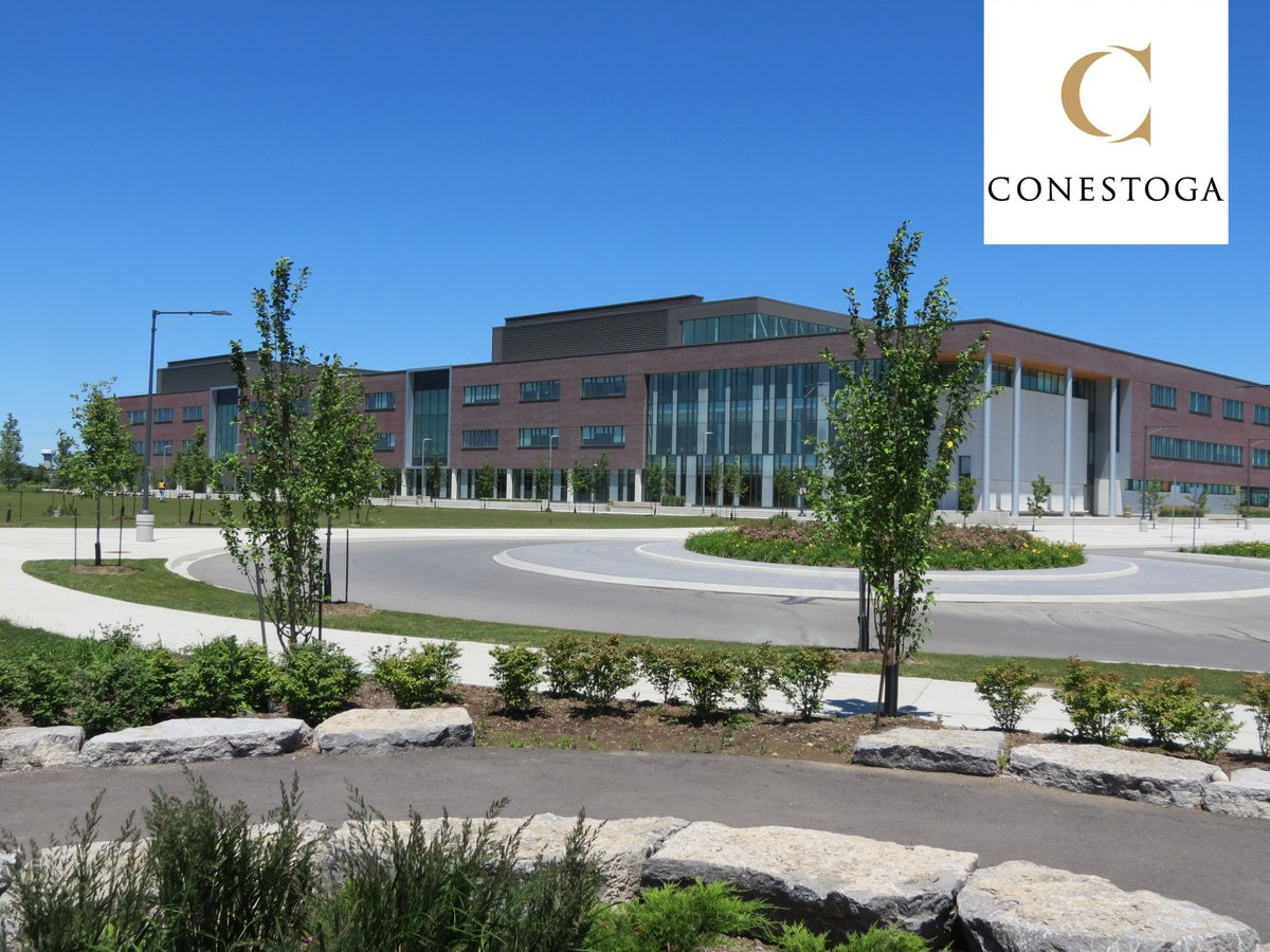 Book a tour, come and get an idea of your future school. Conestoga College, What You do Here…Counts out There!  https:// bit.ly/2IroU9T  &nbsp;  <br>http://pic.twitter.com/b18qAY9b9n