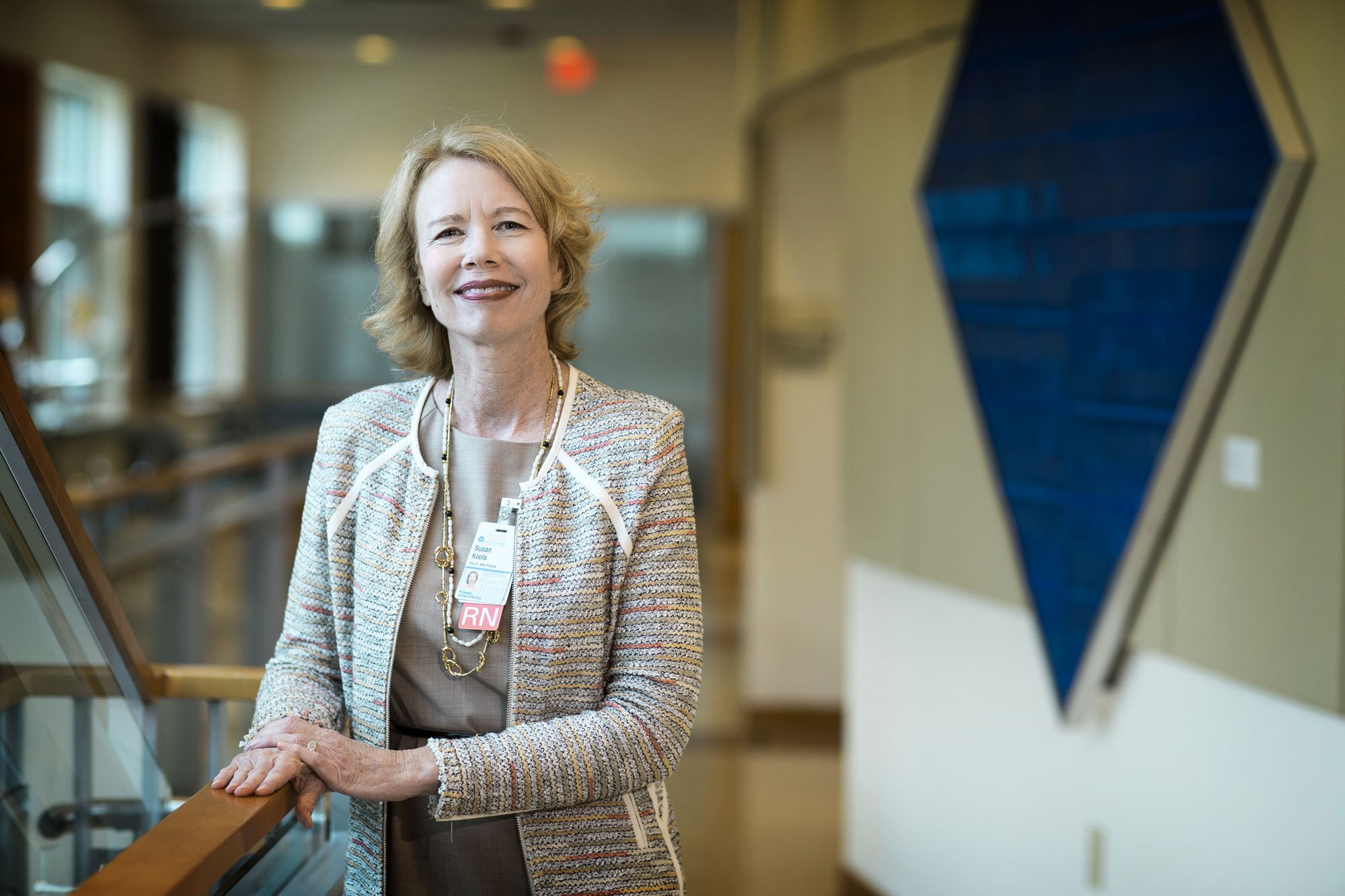 """UVA School of Nursing on Twitter: """"Exceptional work by an exceptional  human: Congratulations to @UVASON's own Susan Kools, associate dean for  diversity and inclusion, who will be honored Saturday with the 2018"""