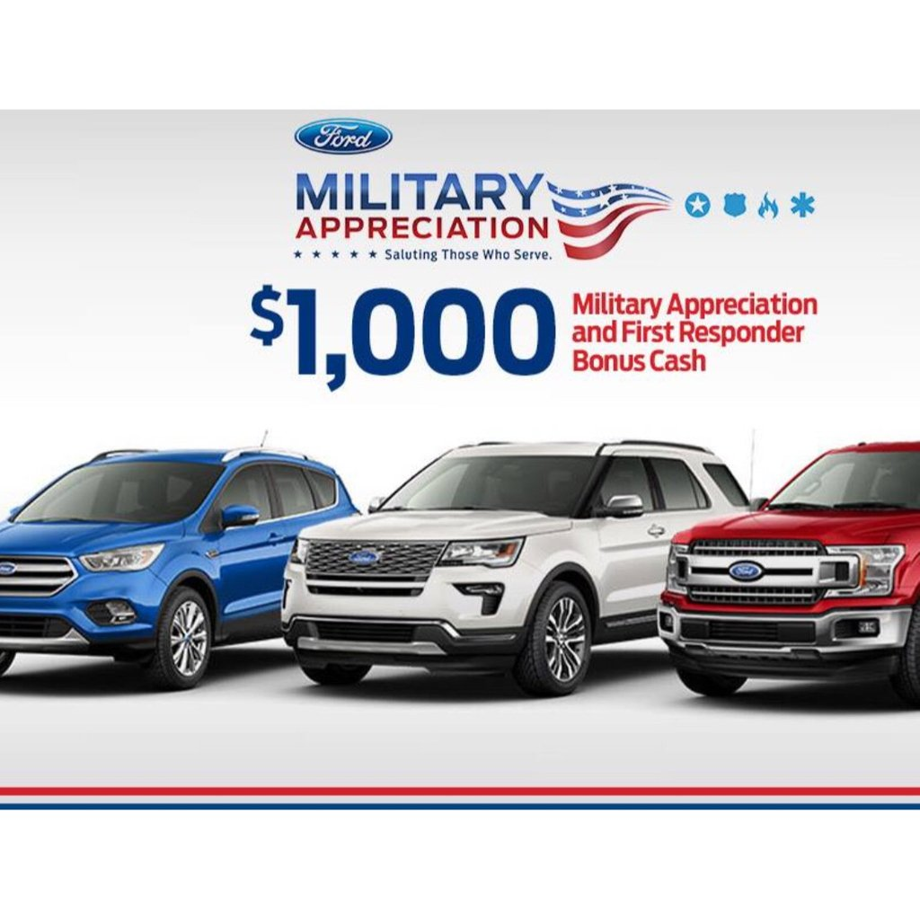 Ford First Responder >> Two Rivers Ford On Twitter We Salute Our Military And