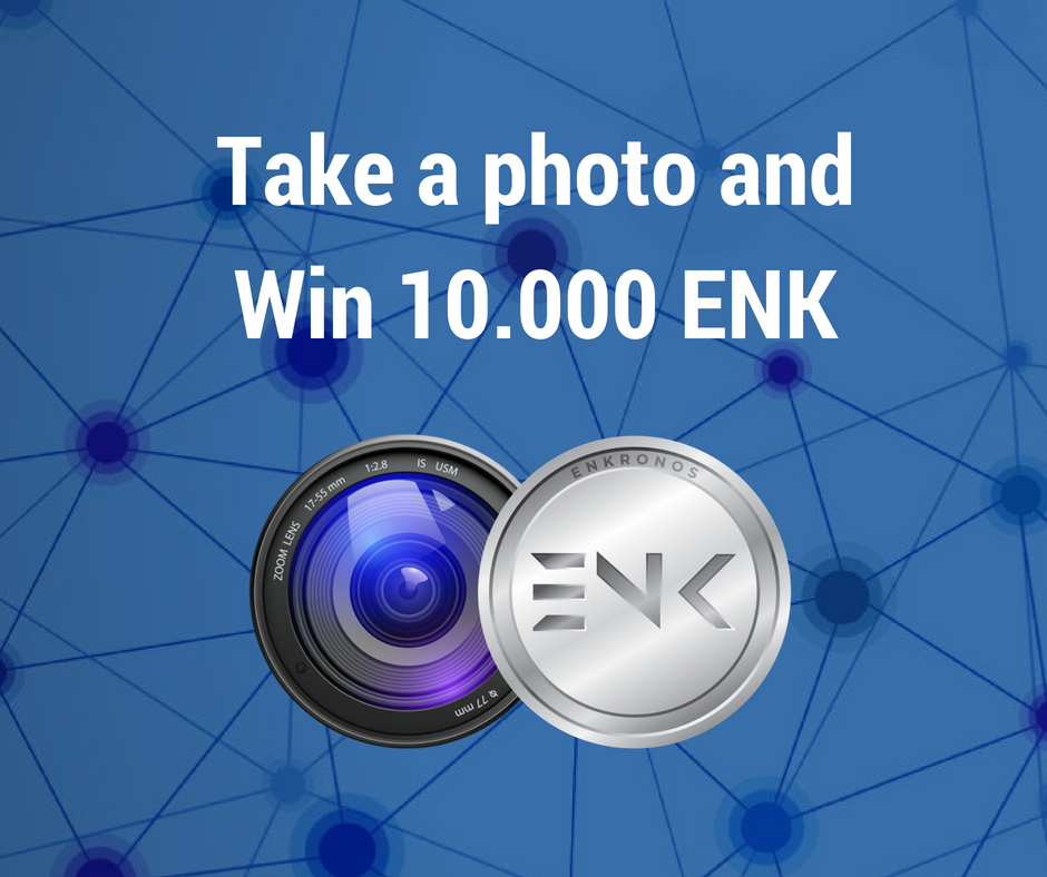 ** Enkronos Photo Contest **   https:// contestdream.com/contests/75  &nbsp;    After the success of the 1st Enkronos Contest, now we launched a new wonderful Photo Contest, with wonderful prizes!  #ai #ar #IoT #blockchain #ICO #TGE #tokens #TokenSale<br>http://pic.twitter.com/LZFtpUsmJy