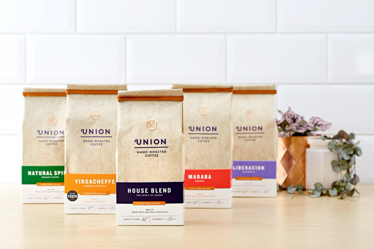 Union Coffee On Twitter We Have A Small Army Of Coffees
