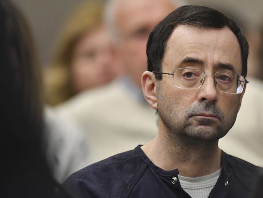 "The heat was on Larry Nassar.  &quot;Can we just say that i am sick? That would make more sense to everyone. Would that be ok?""  The new @indystar investigation into @USAGym   https:// indy.st/2LqBhlf  &nbsp;  <br>http://pic.twitter.com/5zuuyFFc2w"
