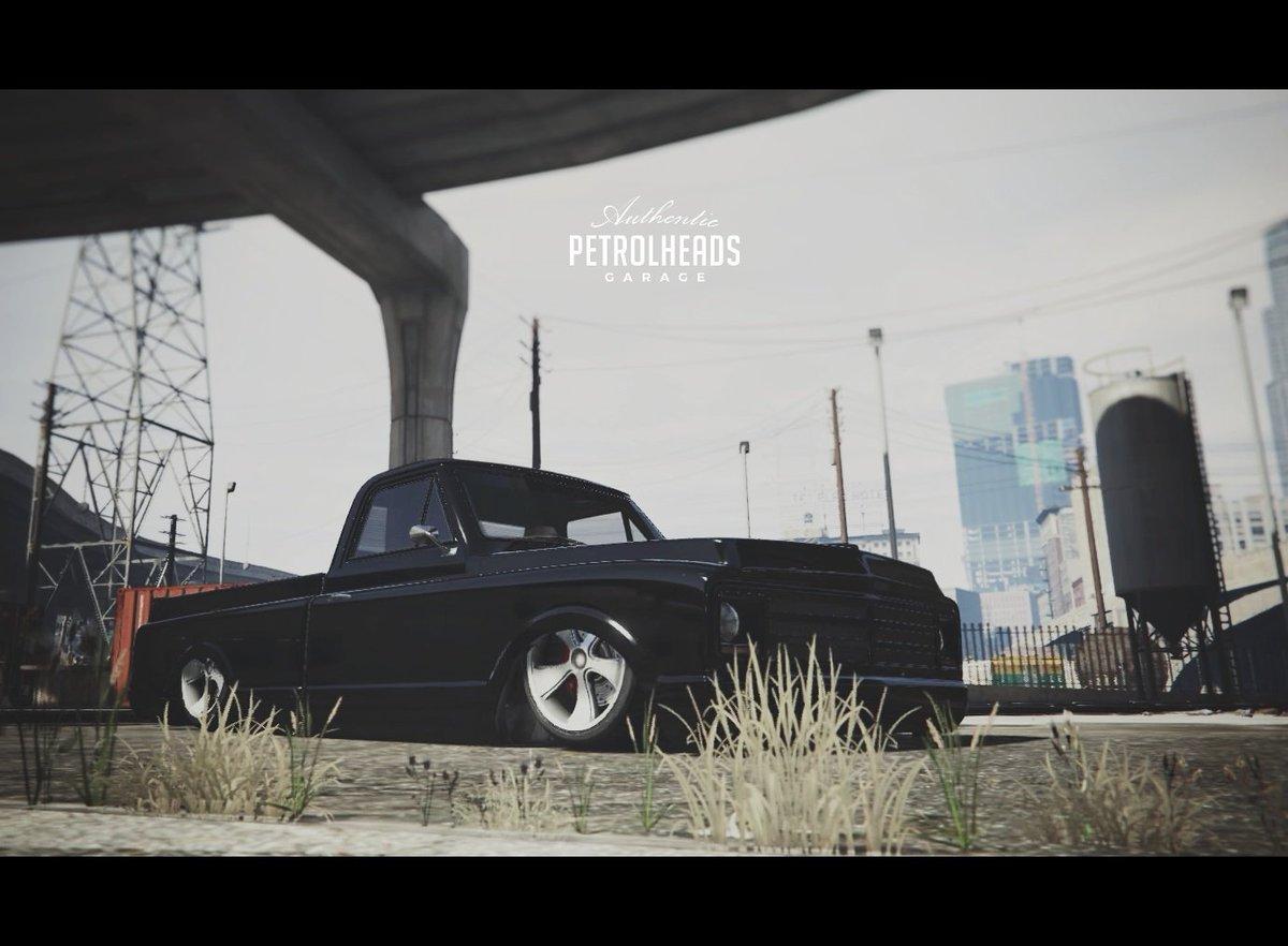B a g g e d .  #petrolheads #BaggedTrucks   #GTAOnline  #Snapmatic @RockstarGames<br>http://pic.twitter.com/VuYXvTlppJ