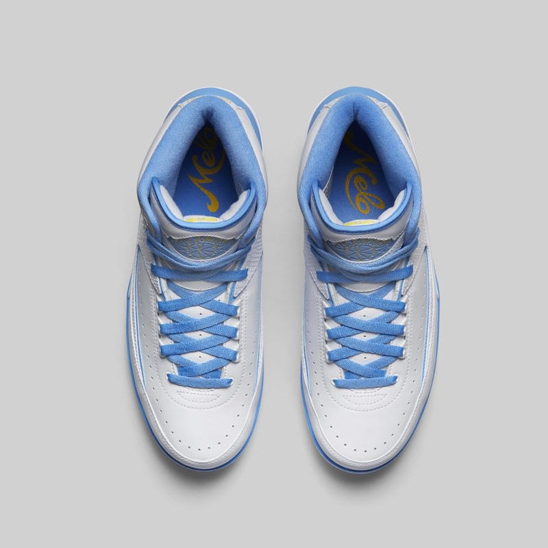 "wholesale dealer ab78d c4076 Jumpman23 Air Jordan 2 ""Melo PE"", made famous during  carmeloanthony s  rookie season, returns for the first time on June 9th Details ..."