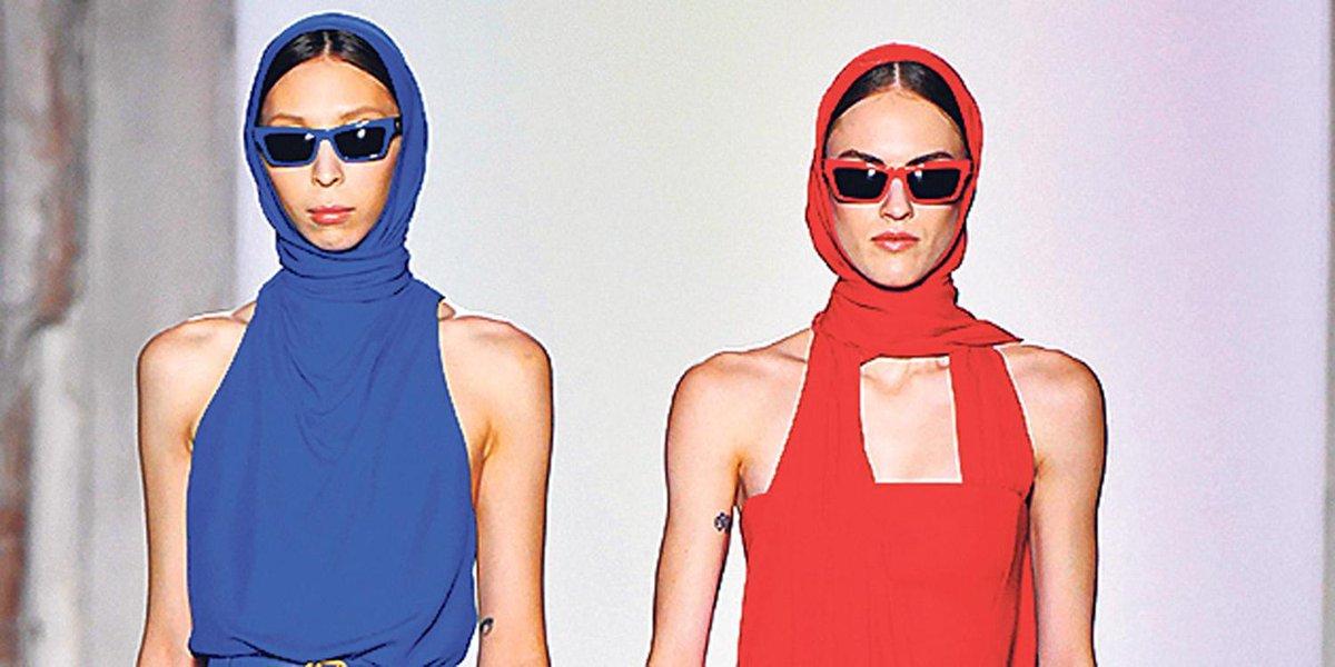 Quand foulards et turbans deviennent des étendards de mode lejdd.fr/societe/quand-…