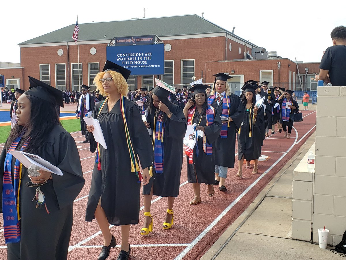 Langston University On Twitter Congratulations To The 2018