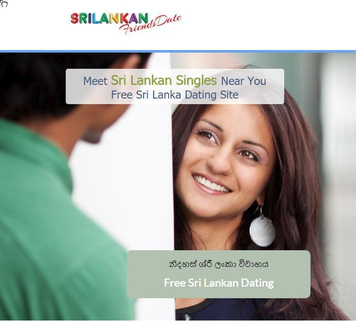 dating sri lanka free