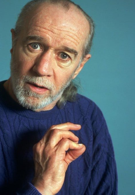 Happy Bday George Carlin