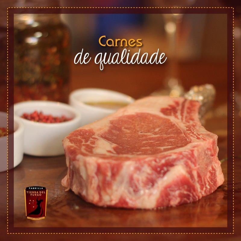 Nossas carnes são selecionadas especialmente pelo mestre churrasqueiro Pedro Montefusco. #TierradelFuego #RestauranteArgentino #AngusCertificado pic.twitter.com/reFX3e2VAv