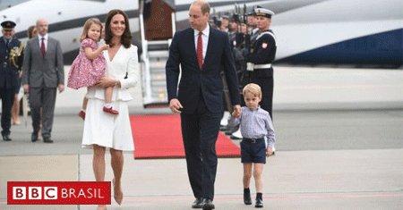 A rainha Elizabeth 2ª alterou normas para que os filhos de William e Kate pudessem ser chamados de príncipe e princesa https://t.co/jVlJ8zF28X