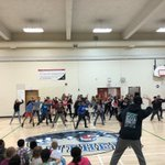 Another awesome week of hip hop/beat street dance for our 5-9's. Thanks Josh from @SoundKreations @CCSD_edu