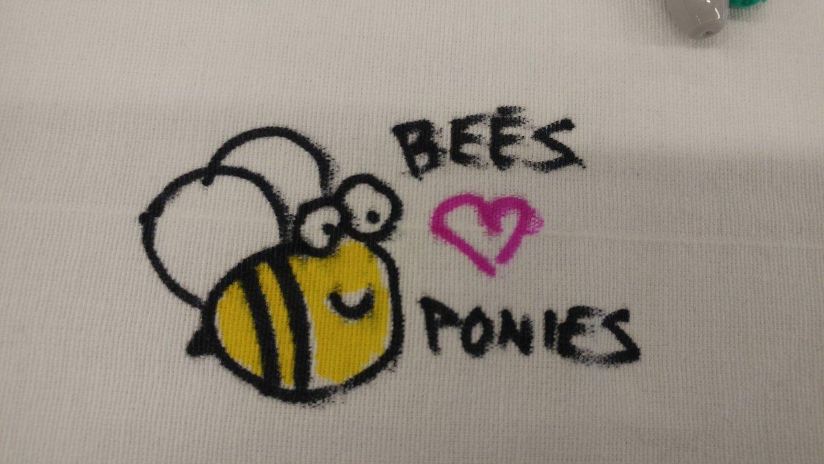 Bees Love Ponies