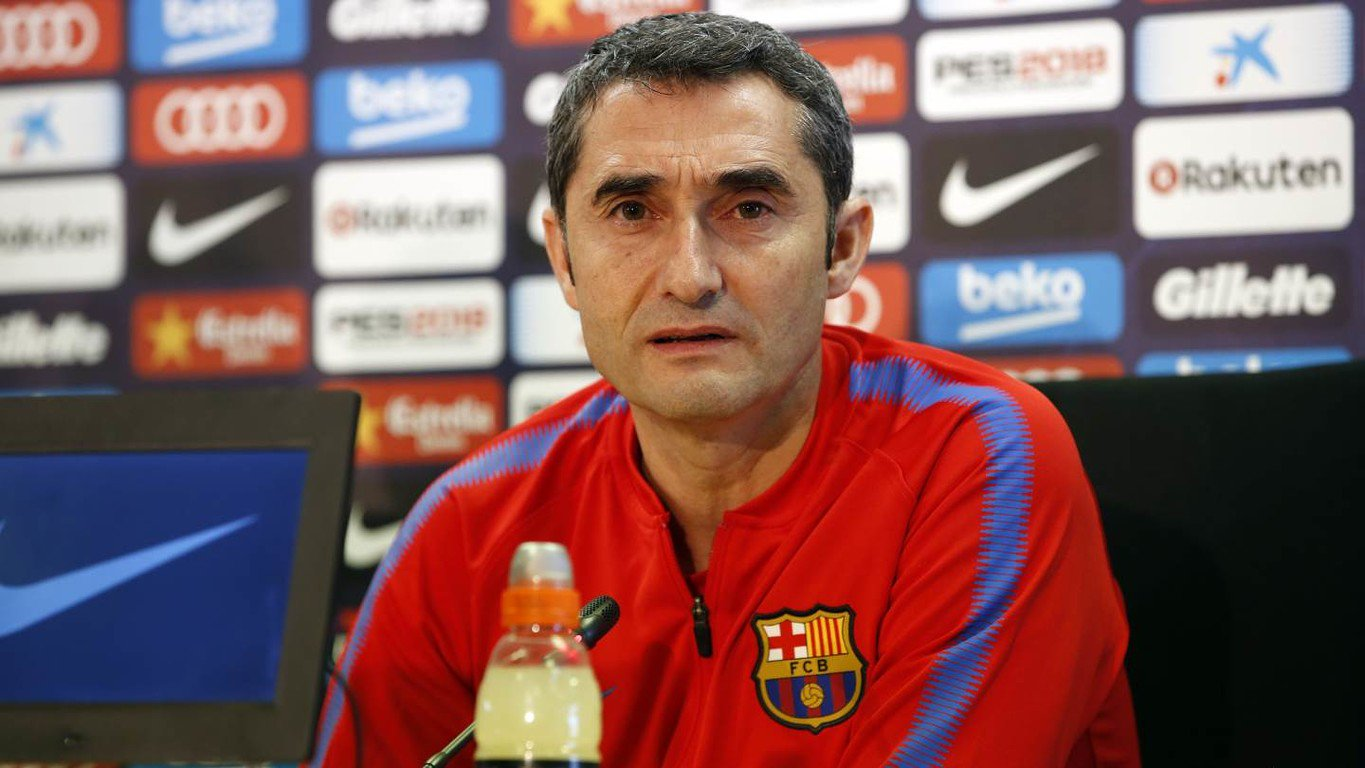 �� LIVE! �� Ernesto Valverde's news conference ahead of Sunday's #LevanteBarça! �� https://t.co/8td03JKfux https://t.co/pURyYUcnGQ