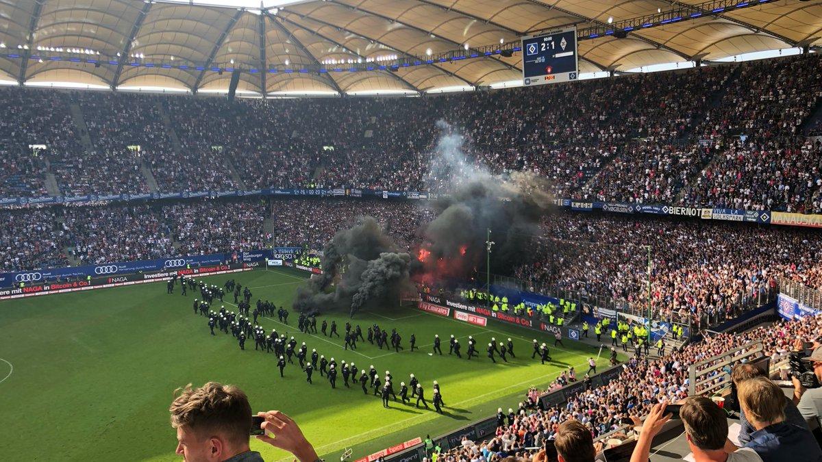 Гамбург впервые в своей истории вылетел из Бундеслиги - изображение 1