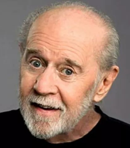 Happy! Birthday! George! Carlin! Warm.Prayers.Sent.