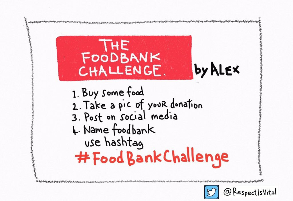 Lewisham Foodbank On Twitter This Sounds A Great Idea
