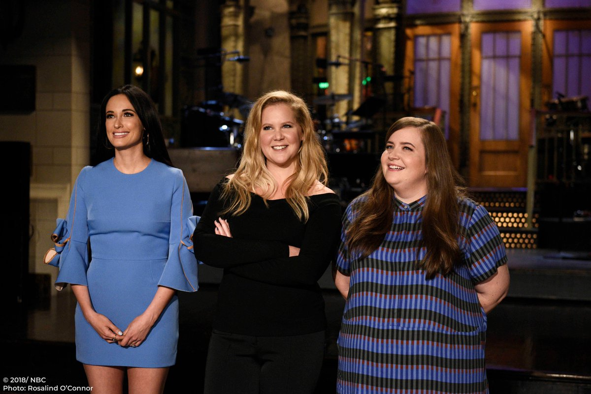 Saturday Night Live Snl On Twitter Tonight On Snl Host Amyschumer Musical Guest Kaceymusgraves