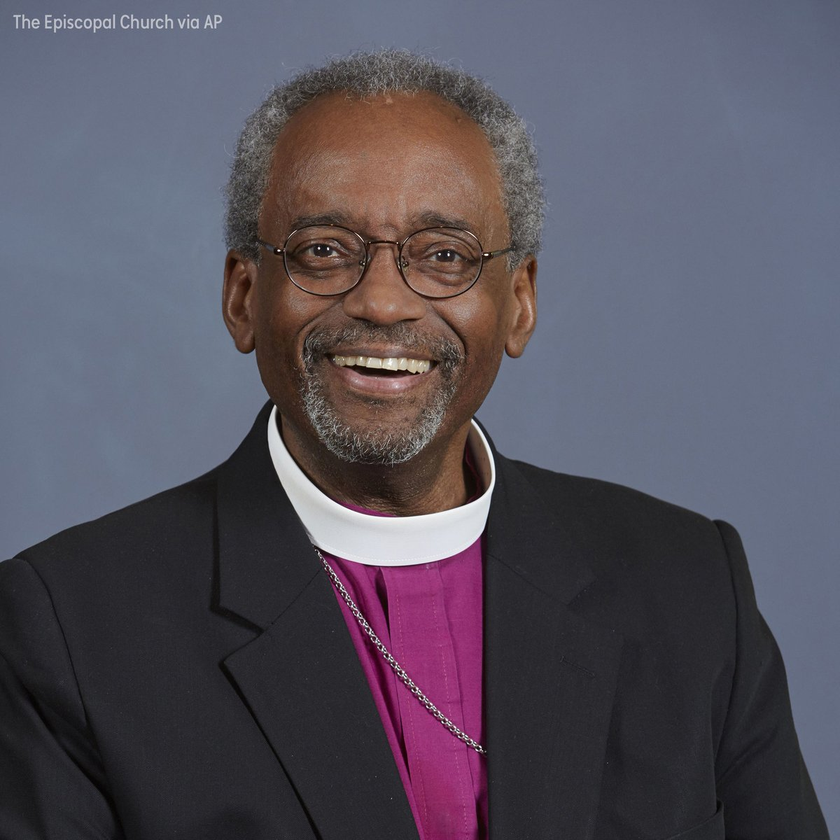 Bishop Michael Curry From Chicago To Give Address At Royal