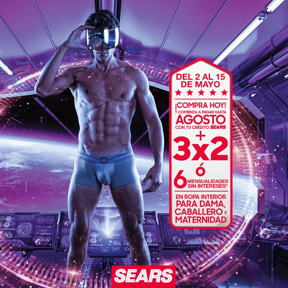 c1fcabaff Sears México on Twitter