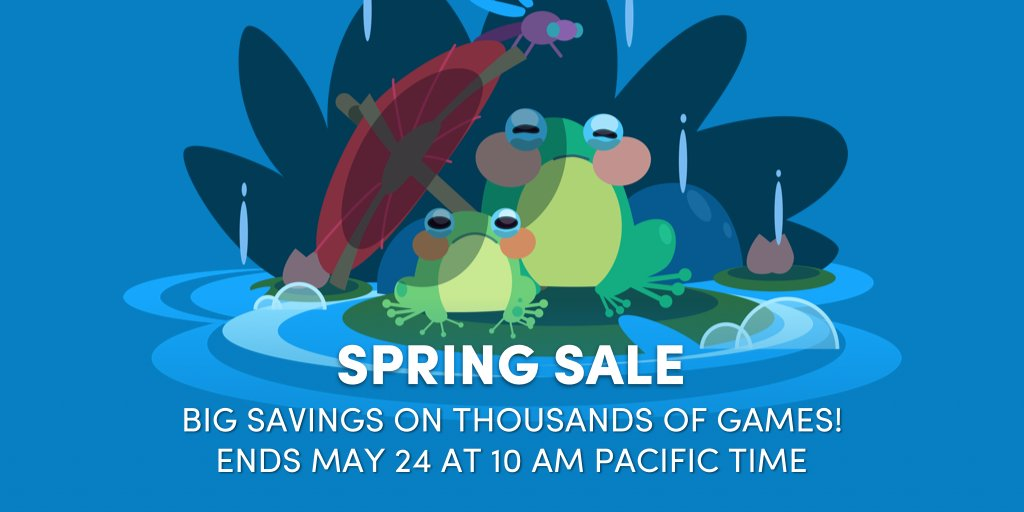 8baea3d6 ... deals on the store, make a purchase, and begin collecting some sweet  rewards! #HumbleStore Spring Sale ...