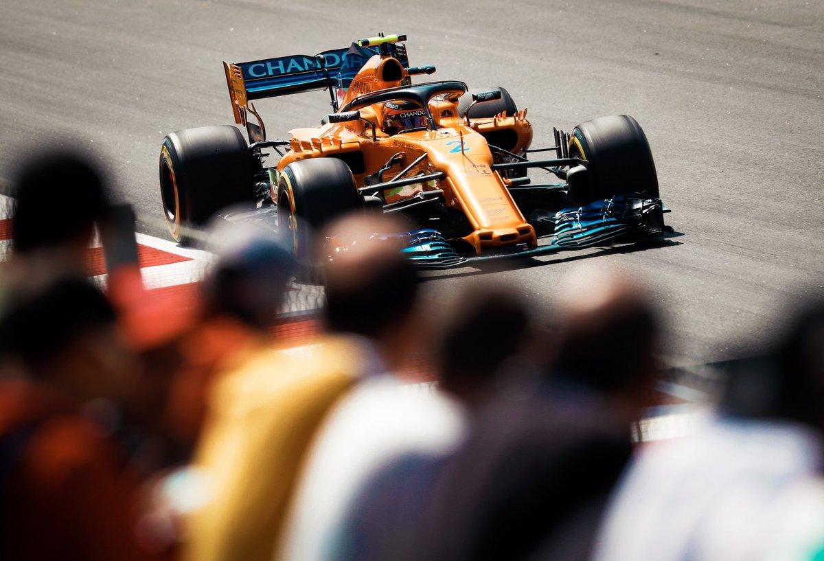 Mclaren suma por quinta vez consecutiva en el Gran Premio de España