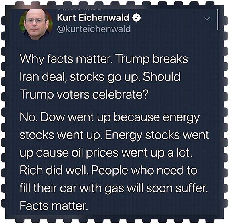 Hey #MAGA, #FactsMatter!