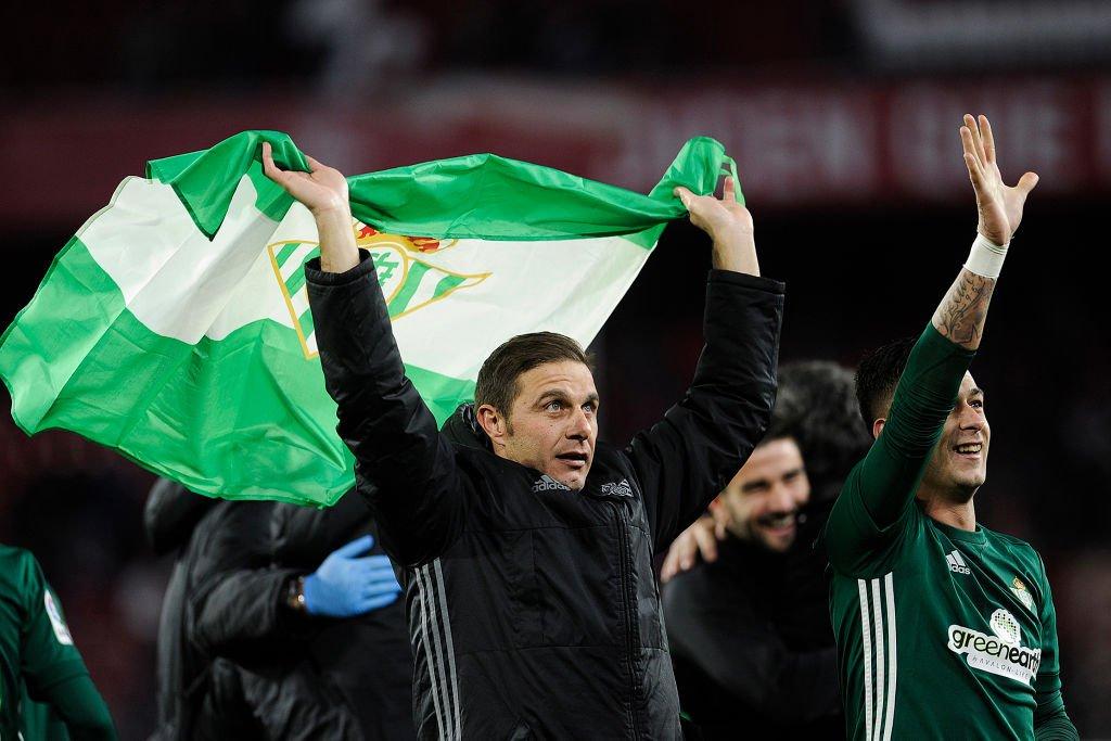 Video: Real Betis vs Sevilla