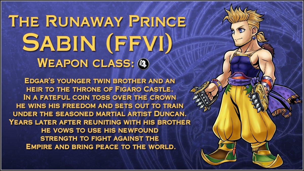 Final Fantasy 6 Artist