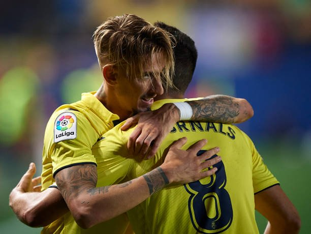Video: Deportivo La Coruna vs Villarreal