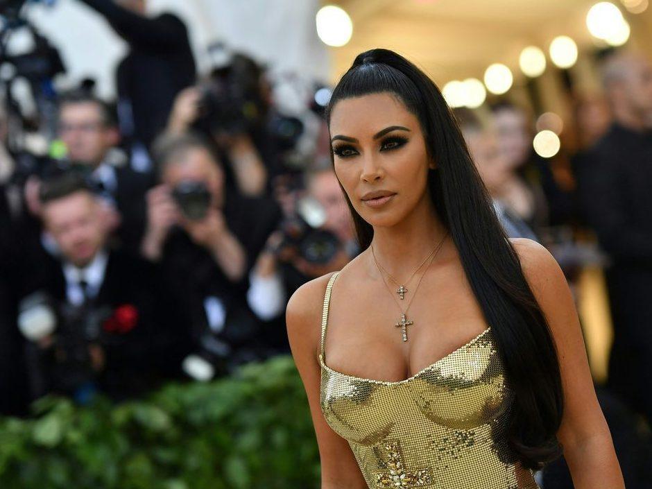 Kim kardashian's nak... Kim Kardashian Surrogate Information