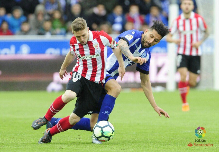 Video: Deportivo Alaves vs Athletic Bilbao